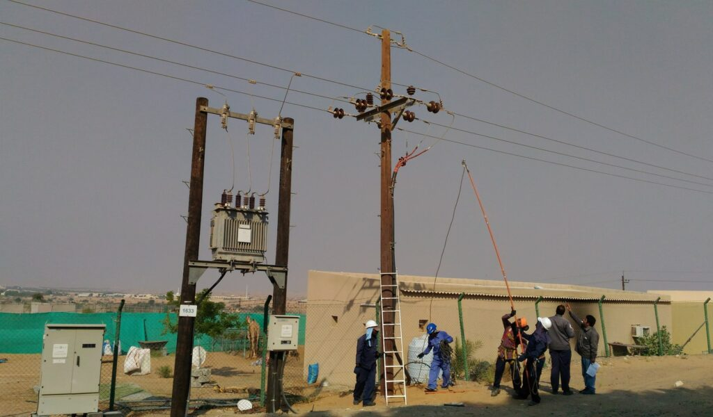 Demech Engineering Limited Electrical Services 1